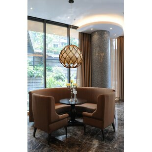 Argyle 5-Light DownLight Drum Foyer Pendant by Varaluz