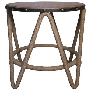 Rope End Table