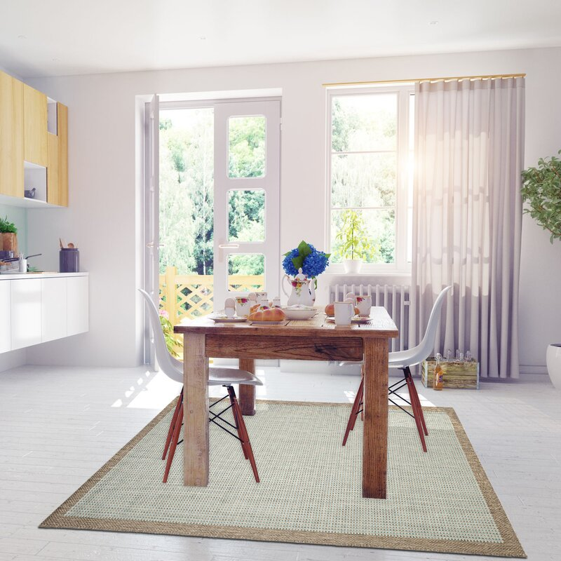 floorita innen au enteppich essentials in aquamarin. Black Bedroom Furniture Sets. Home Design Ideas