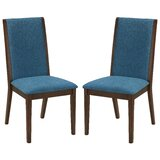 Port Morris Kendall Upholstered Dining Chair (Set of 2) by Charlton Home®