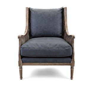 Willis Wingback Chair by One Allium Way