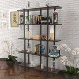 Benjamn 70 H x 35 W Metal Etagere Bookcase by Latitude Run®