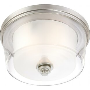 Three Posts Bevilacqua 3-Light Flush Mount