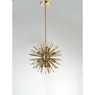 Mercer41 Naia 12-Light Sputnik Chandelier