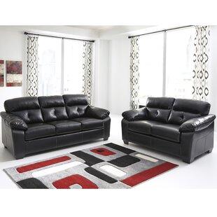 Janke 2 Piece Living Room Set