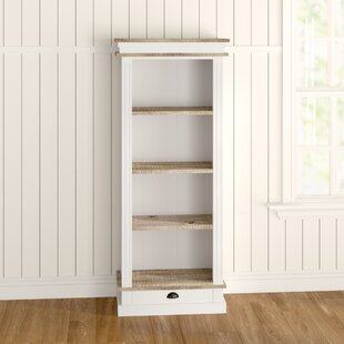 Bryan Solid Wood Bookcase By Brambly Cottage