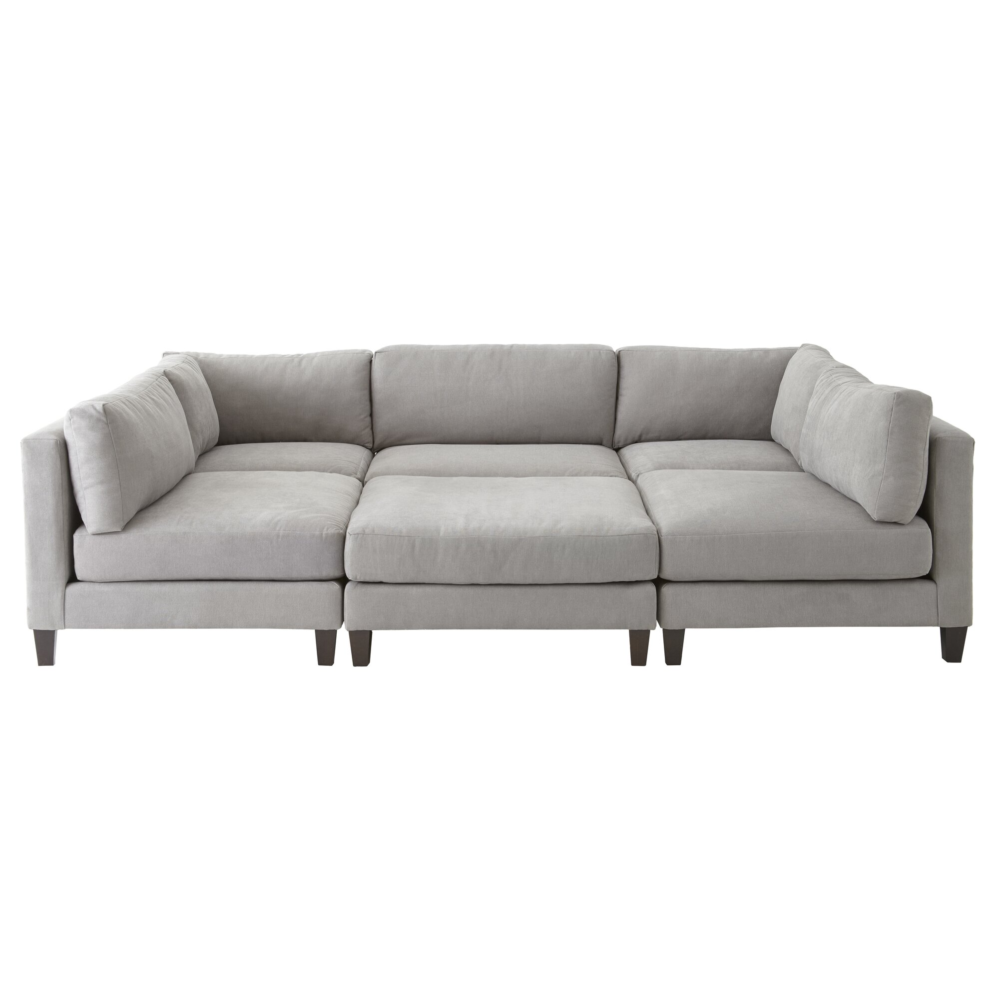 Home by Sean & Catherine Lowe Chelsea Modular Sectional & Reviews