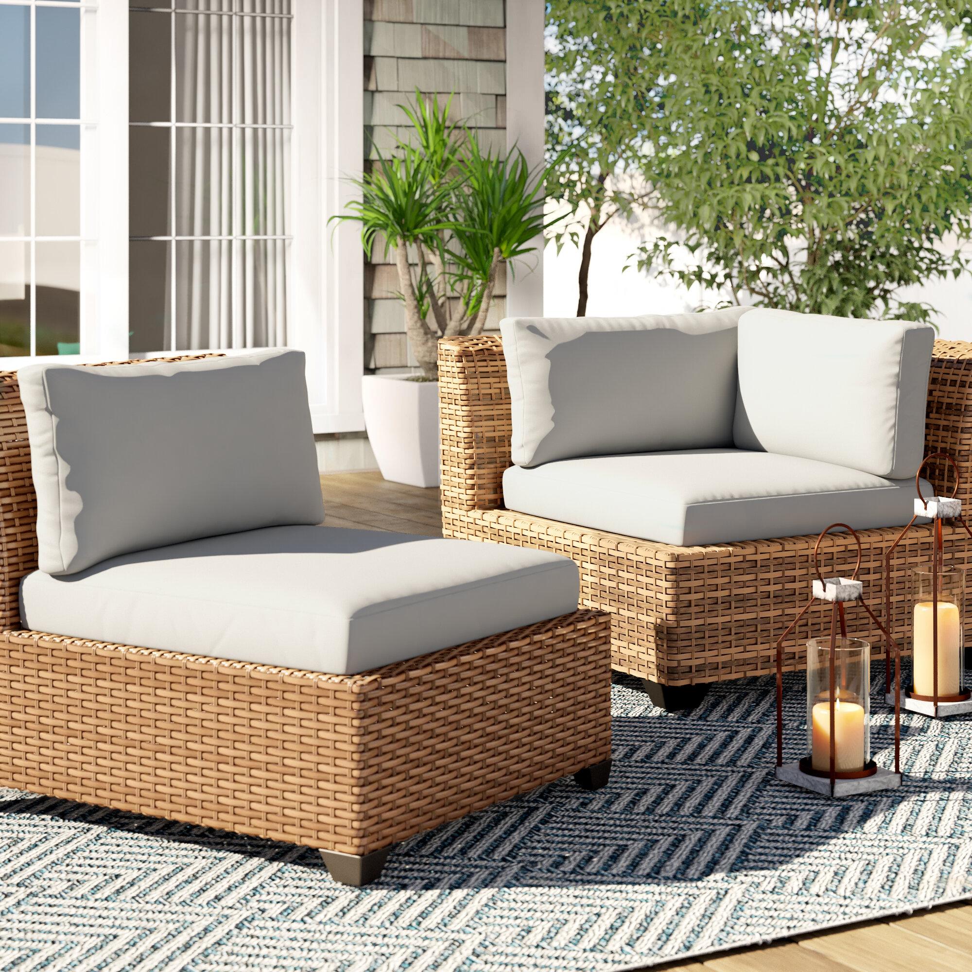 Rochford 8 Piece Indoor Outdoor Cushion