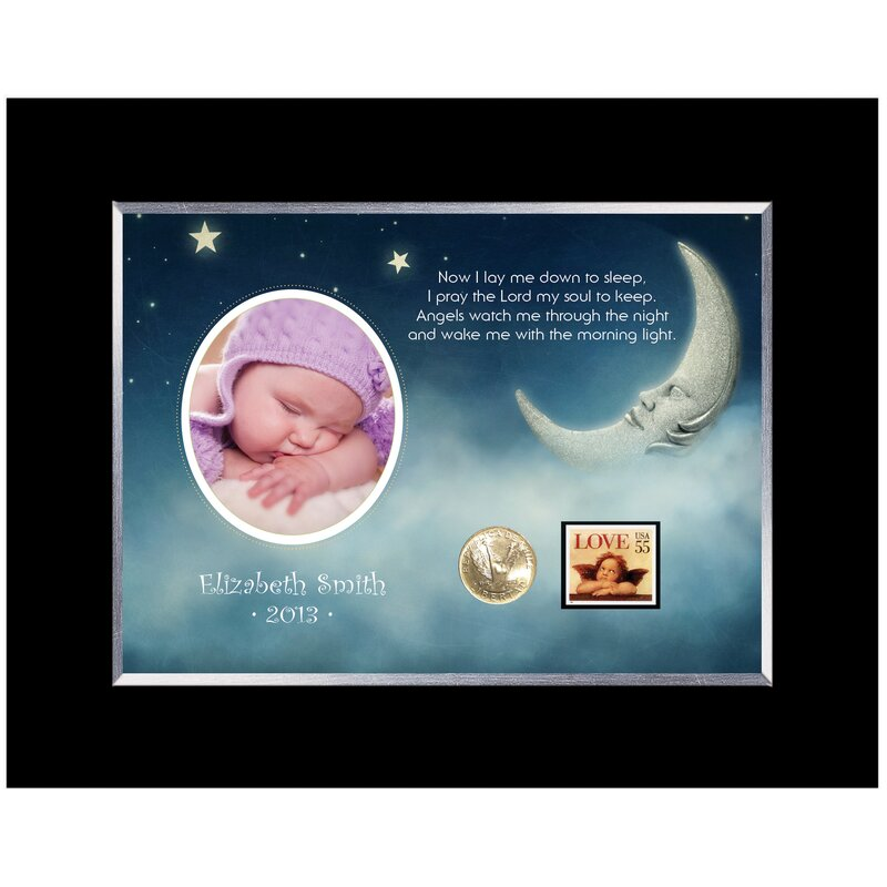 Framed Birth Year Coin Gift Set For Boys 2013