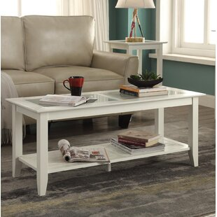 Affordable Price Melrose Coffee Table By Wrought Studio
