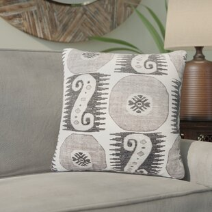 Neema Outdoor Throw Pillow by Bloomsbury Market