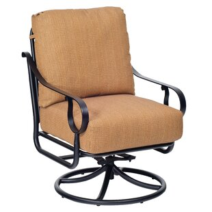 Ridgecrest Patio Chair With Cushion by Woodard Best Choices