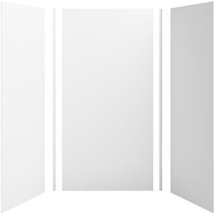 Best Choices Choreograph 48 x 36 x 96 Shower Wall Kit By Kohler