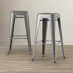 Compare & Buy Louisa 30.5 Bar Stool (Set of 2) by Zipcode Design Reviews (2019) & Buyer's Guide