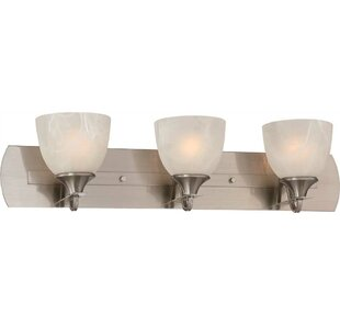 Monument 3-Light Vanity Light