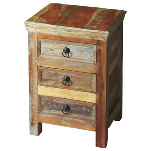 Finch Rustic Accent Chest by Bloomsbury Market