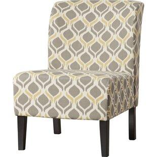 Cataldo Slipper Chair by Winston Porter Best #1