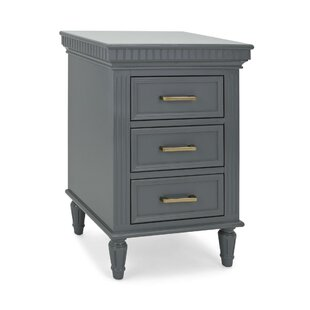 Lujan Wooden 3 Drawer Chest