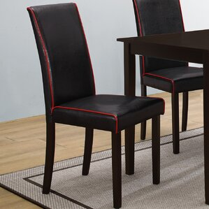 Boivin Side Chair (Set of 2) by Orren Ellis