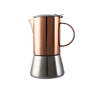 La Cafetière Origins 4 Cup Stovetop Coffee Maker