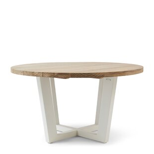 Bondi Beach Teak Dining Table By Riviera Maison