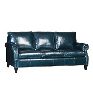 Cuevas Genuine Leather Sofa
