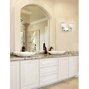 Kelli 2-Light Vanity Light by Darby Home Co