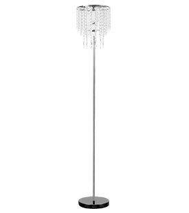 Crystal floor lamp wayfair bronte 150cm floor lamp mozeypictures Images