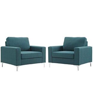 Hollander 2 Piece Living Room Set by Orren Ellis