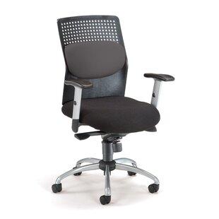 Oleanna Ergonomic Task Chair by Latitude Run