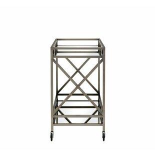 Alvina Bar Cart