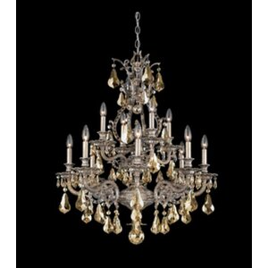 Sophia 12-Light Candle-Style Chandelier