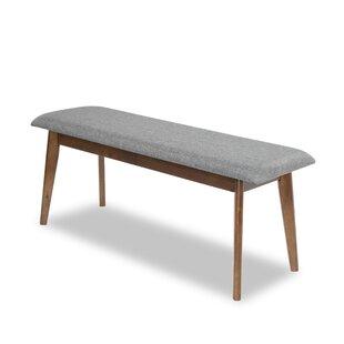 Maud Upholstered Bench by Corrigan Studio