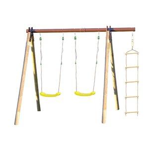 Piki Swing Set By Trigano