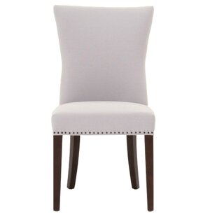 Mcgill Wooden Upholstered Dining Chair (S..