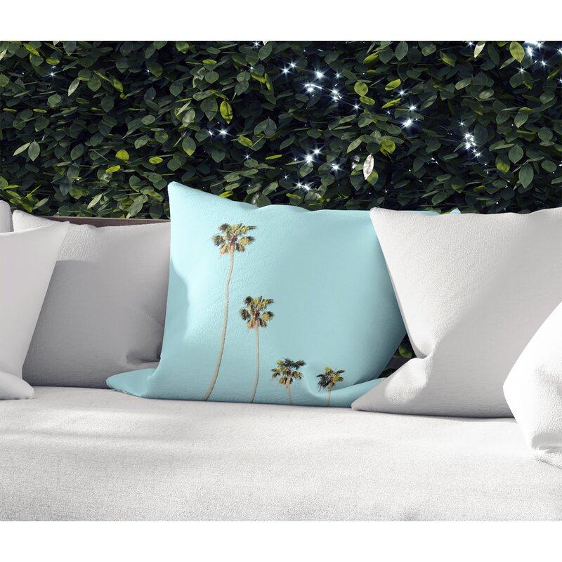 Bayou Breeze Allie Cotton Indoor Outdoor Pillow Wayfair