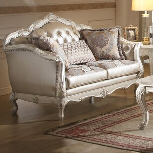 Wensley Loveseat by Astoria Grand Top Reviews