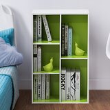 Harkless Standard Bookcase by Ebern Designs
