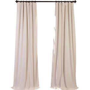 Ivory and Cream Curtains & Drapes | Joss & Main