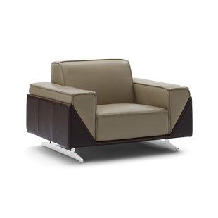 Bonneauville Leather Armchair