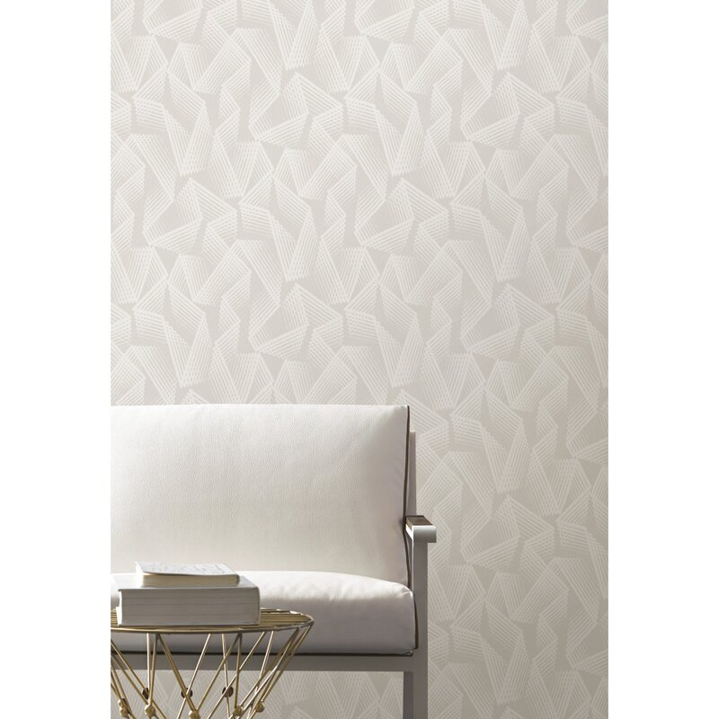 George Oliver Rayle Acceleration 16 5 L X 20 5 W Peel And Stick Wallpaper Roll Reviews Wayfair