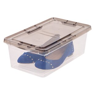 Compare prices 6 qt Plastic Storage Box (Set of 18) By IRIS USA, Inc.