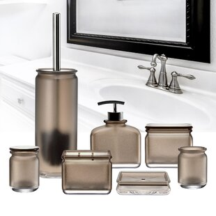 Everyday 7 Piece Bathroom Accessory Set By Immanuel