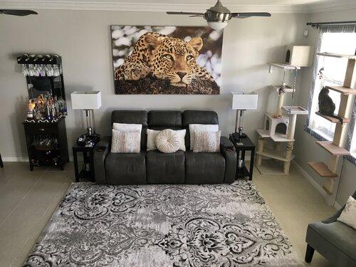 600 Rustic Living Room Design Ideas Wayfair