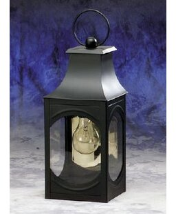 Buying 800 Series 1-Light Outdoor Wall Lantern By Brass Traditions