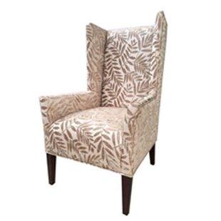 Adalheida Chenille Wingback Chair By August Grove