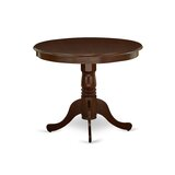 Whalers Solid Wood Dining Table by Charlton Home®