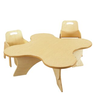 Compare & Buy Dukinfield Adjustable Toddler Kids 5 Piece Writing Table and Chair Set ByHarriet Bee
