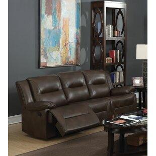 Red Barrel Studio Grey Reclining Sofa