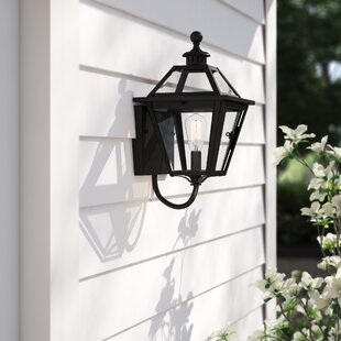 Gravesend 1-Light Outdoor Sconce